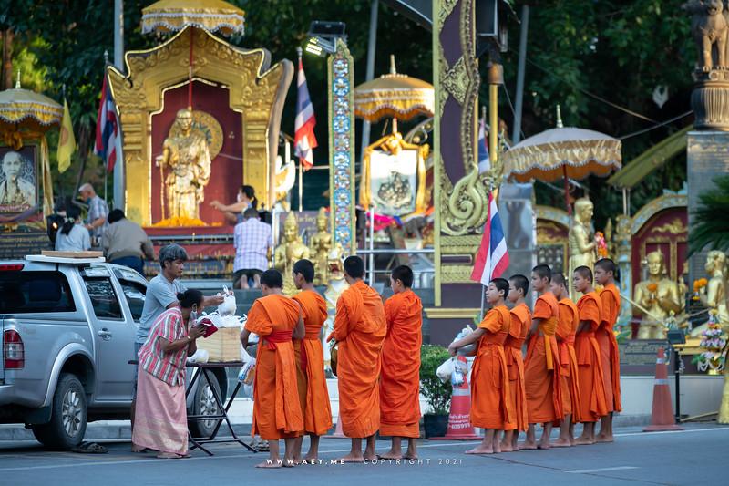 Kruba Srivichai Monument, Wat Sri So da