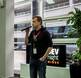 DevNightMinsk 2014