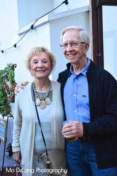 Susan and Gordon Gaddy
