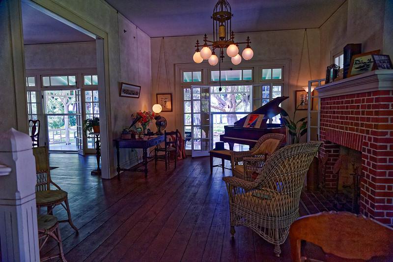 Sitting Room - Edison & Ford Winter Estates