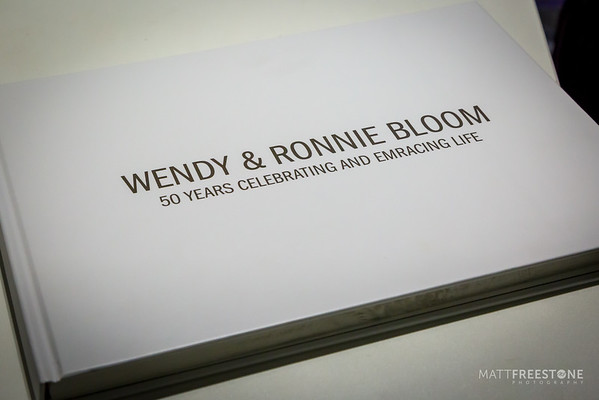 Wendy and Ronnie Bloom