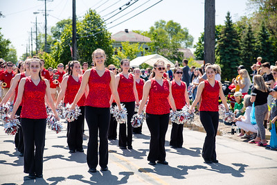 Perry Memorial Day Parade 2019