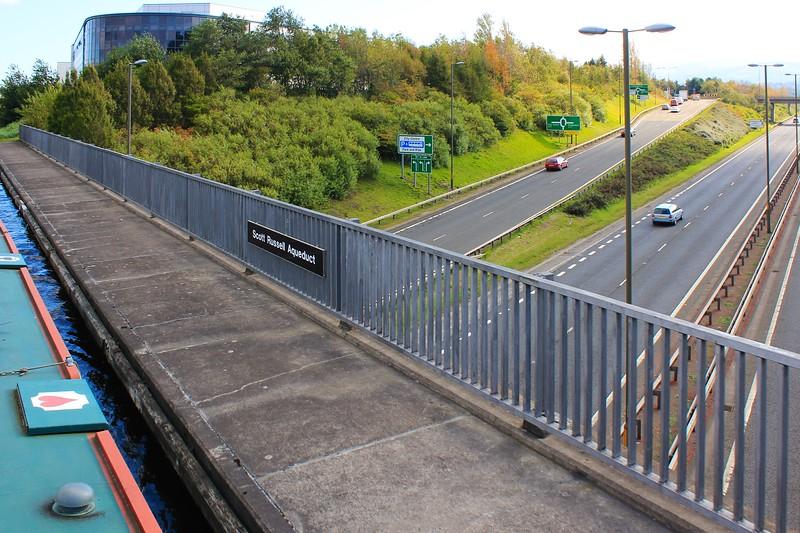 Edinburgh & Glasgow Union Canal – Edinburgh