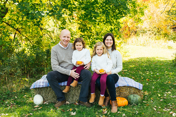 Fall Family Mini Sessions-The Oullettes
