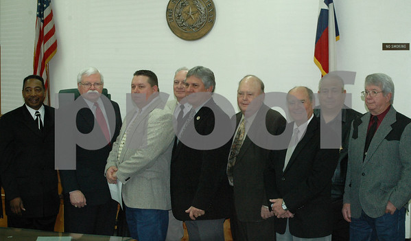 2009 County Officials