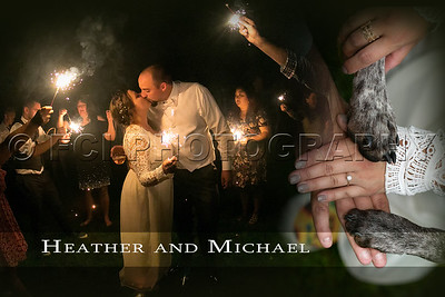 Heather and Michael