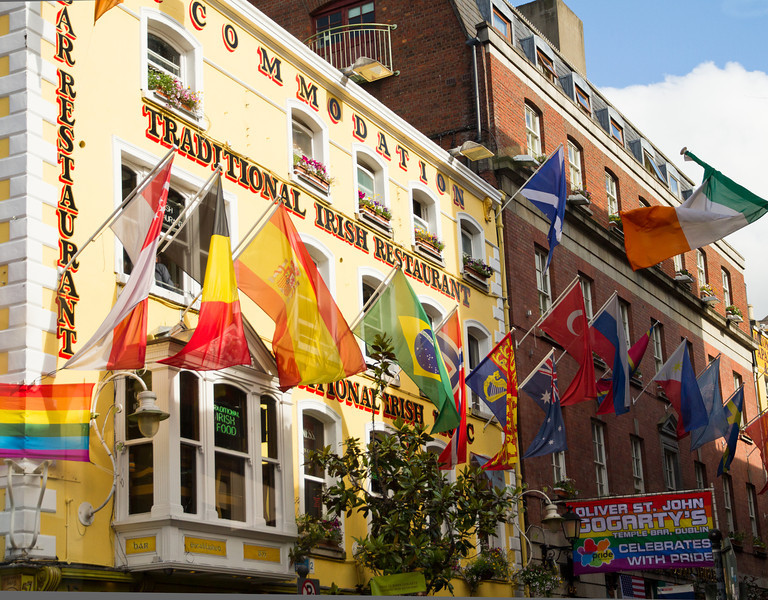 Pride week, Temple Bar