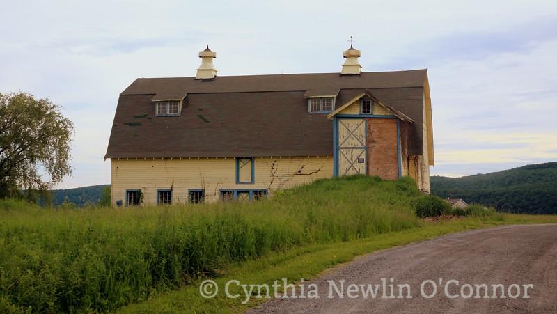 Cricket Hill Barn May .JPG