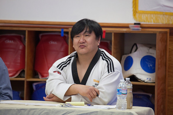 Matt Taekwondo