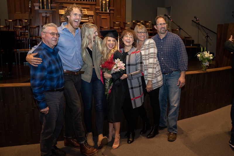 2019 Winter Nursing Pinning Ceremony