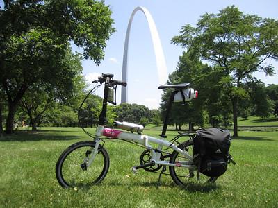 2013-July Bike Trips