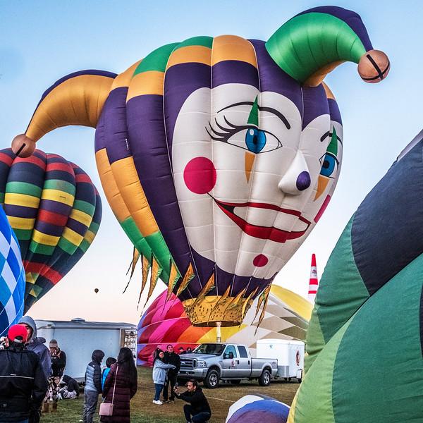 Albuquerque Balloon Fiesta - 2019