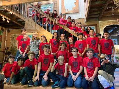 2018 Middle School Exploration Days