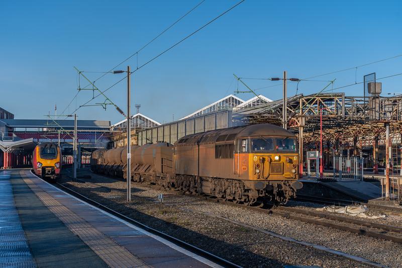 56090 & 221118, Crewe
