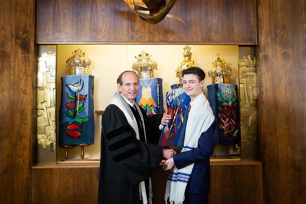 Ethan's Mitzvah Celebration