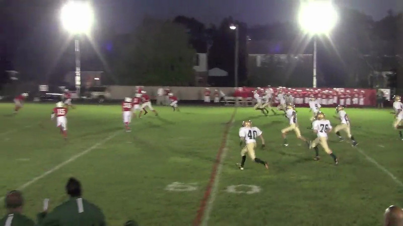 Marist - St. Joan of Arc 9-15-2012