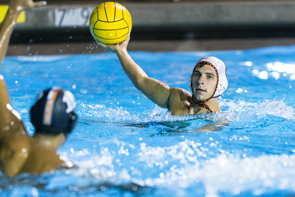 Men's Water Polo vs Caltech (10/16/2018)