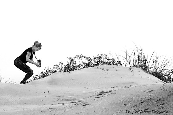 Dunes at South Padre Island