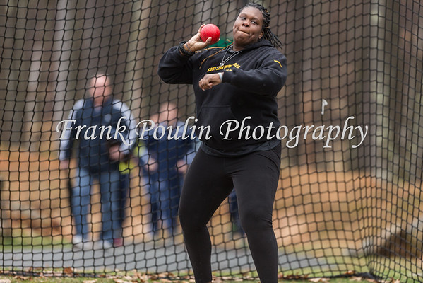 Southern Vermont track & field 4/2/2016
