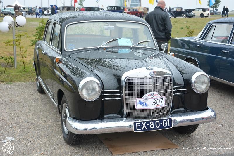 Mercedes-Benz 190 D Ponton, 1961