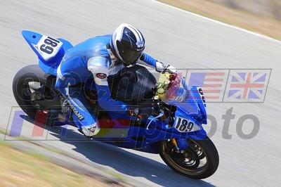 Blue Yamaha