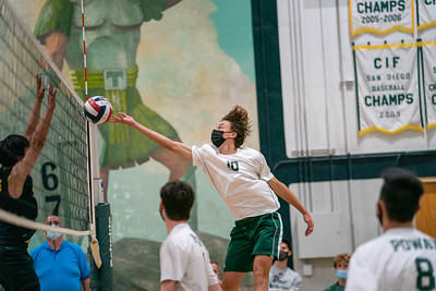 2021-04-08 PHS vs Torrey Pines JV Volleyball