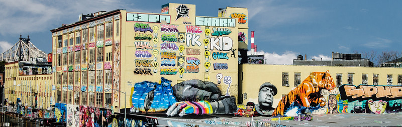 5 Pointz Street Art - NYC
