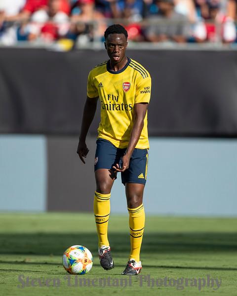 Eddie Nketiah #30