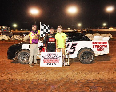 08-04-2018 Feature Winners CCSDS Late Models