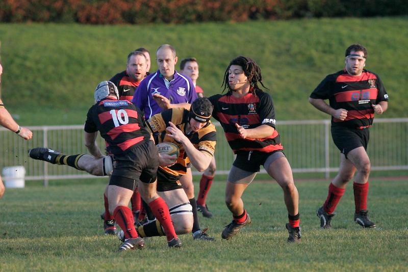 Cheltenham Rugby V Conney Hill