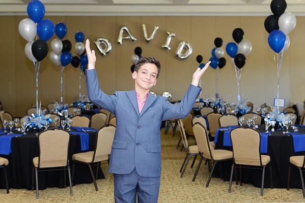 David Fox ~ Bar Mitzvah