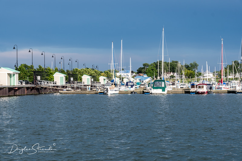 Elyria, Ohio on Lake Erie