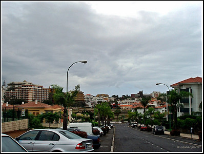 Weather Tenerife North