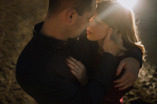 Danielle & Calvin {Engaged}