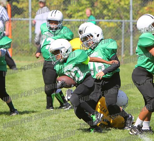 ALG Green vs Gold 9-14-2014