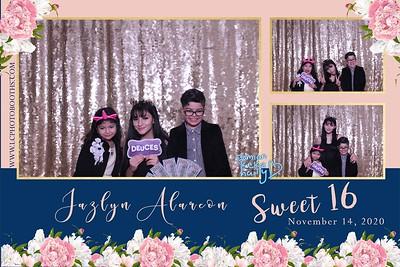 Jazlyn Sweet 16 11-14-2020