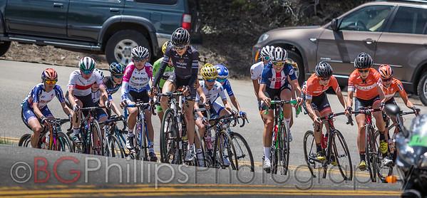 Women's Race: Emerald Bay, Lake Tahoe.
