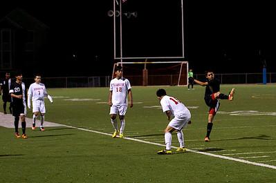 Soccer - Boys Varsity vs Hillcrest 2.11.15