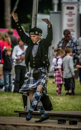 Aberdeenshire  Highland Games
