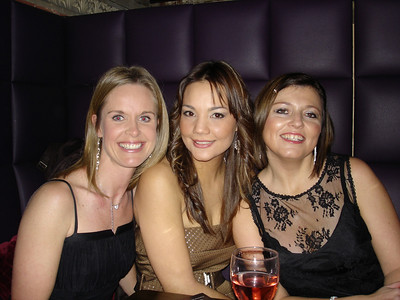 Christmas parties 2007