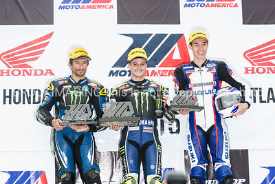 MotoAmerica Road Atlanta Superbike/Superstock 1000 Race 1