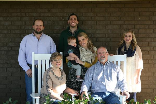 Frankson Family Nov 2014