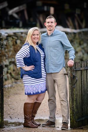 Josh & Bretlyn Engagement