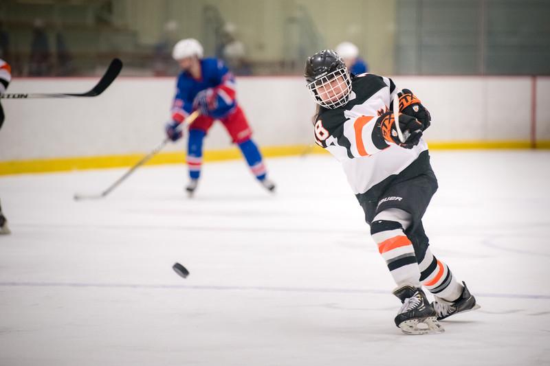 Varsity Girls Hockey -V- Spring Lake Park