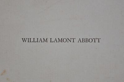 William Lamont Abbott