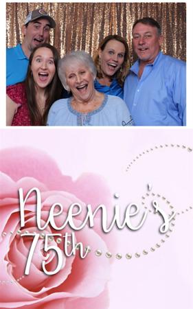 Neenie's 75th Birthday