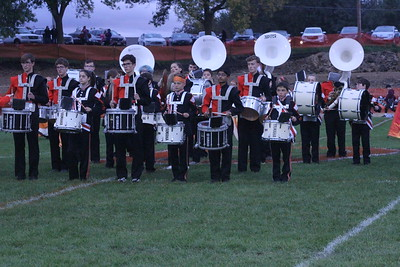 PDC @ Dodgeville Homecoming Football 9-21-18
