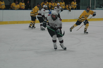 Loomis Varsity Ice Hockey vs. Choate 2/10/07