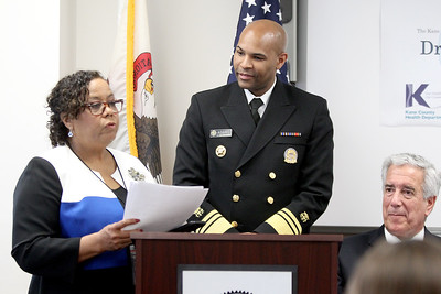 U.S. Surgeon General Visits Kane County