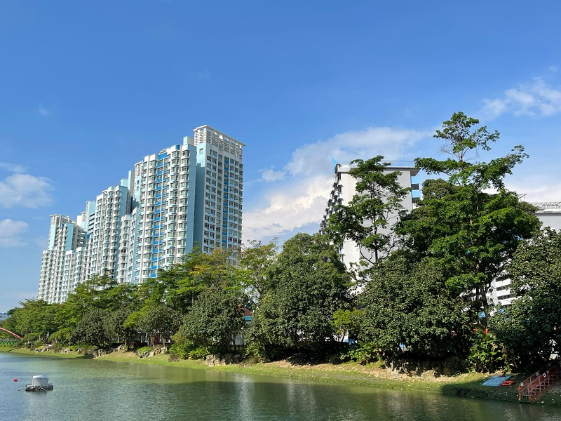 Kallang Park Connector Kolam Ayer ABC Waterfront